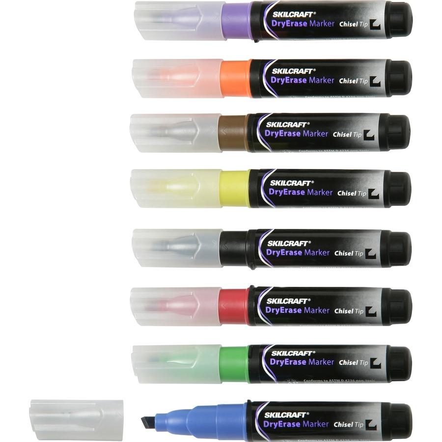 Bargains On SKILCRAFT Dry Erase Marker Deal