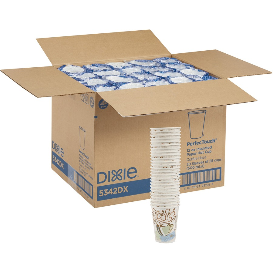 Dixie Perfectouch Hot Cup Dxe5342dxct Supplygeeks Com