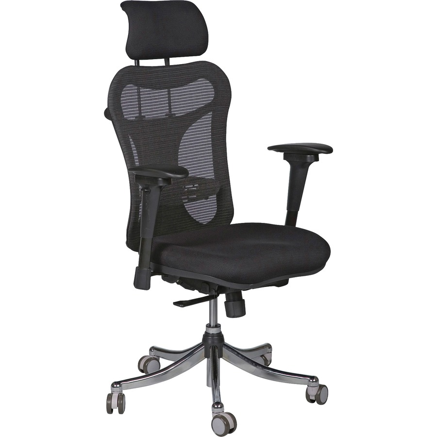 Balt 34434 Balt Ergo Executive Mesh Back Adjustable Chair Blt34434 Blt 34434 Office Supply Hut