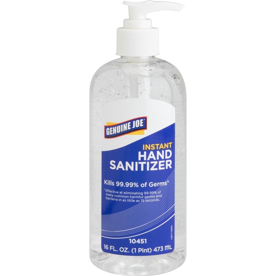 Wholesale Genuine Joe Instant Hand Sanitizer GJO10451 In Bulk