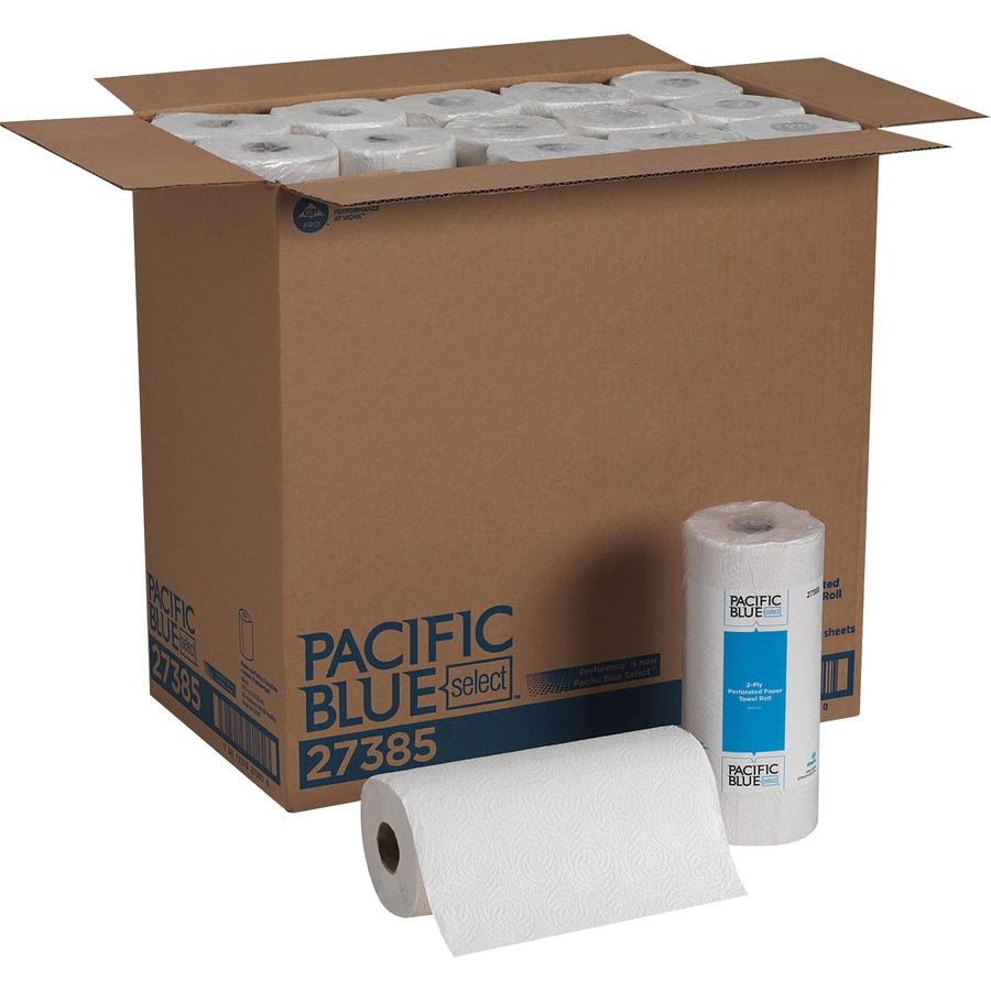 Georgia-Pacific Preference Perforated Roll Paper Towels - ICC ...