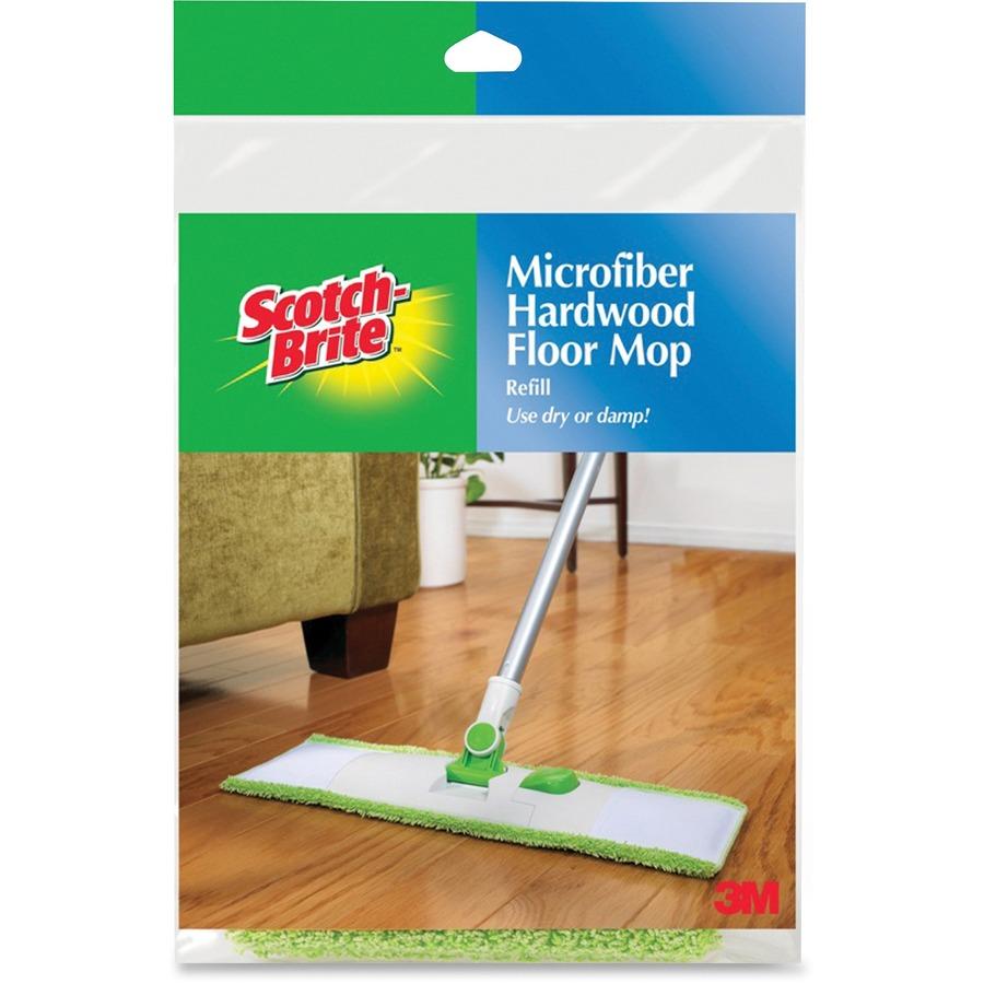 Scotch-Brite Hardwood Floor Mop Refill