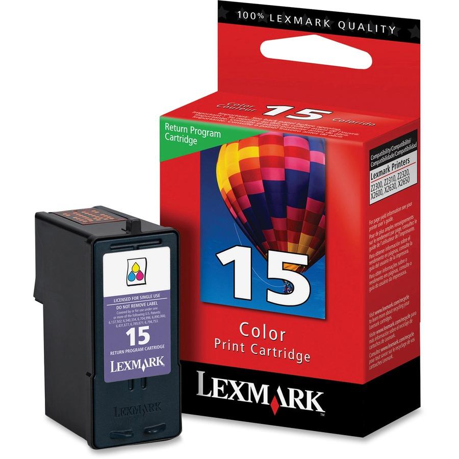 Lexmark 15 Ink Cartridge LEX18C2110