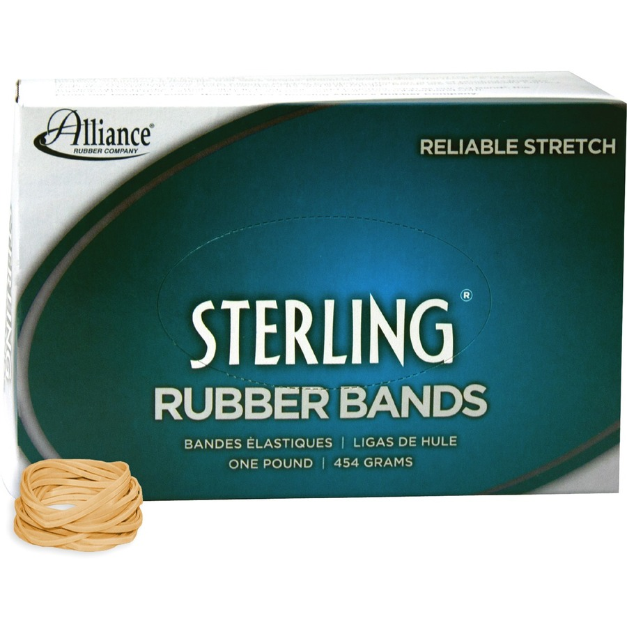 Alliance Rubber 24125 Sterling Bands Size 12 All24125