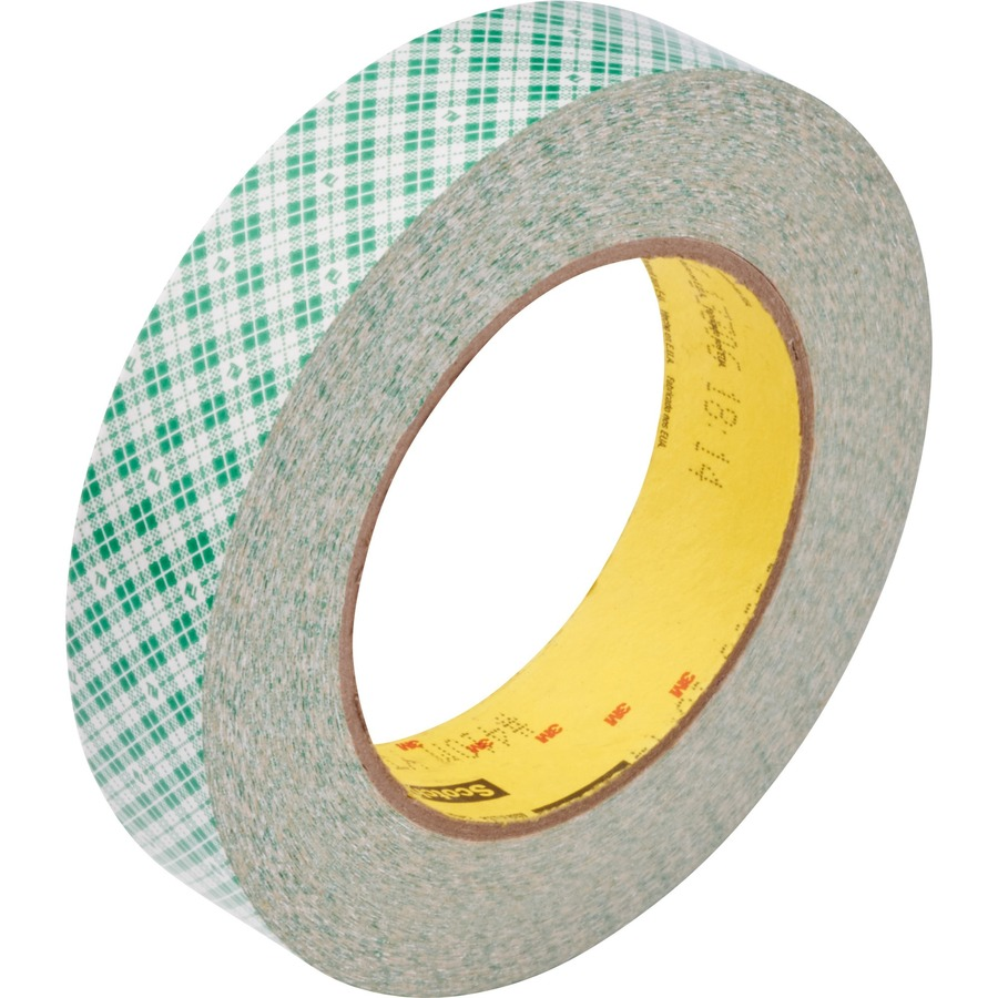 Scotch Double Coated Paper Tape 1 Quot Width X 36 Yd Length