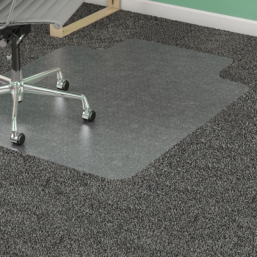 Lorell 25750 Lorell 48 X 36 Diamond Anti Static Chair Mat