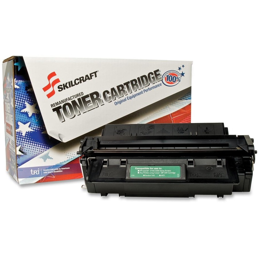 SKILCRAFT Remanufactured Toner Cartridge - Alternative for ...