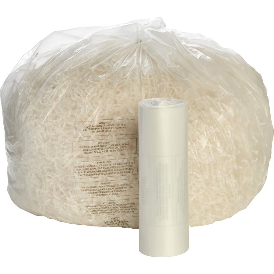 Skilcraft High Performance Shredder Bag Nsn3994793