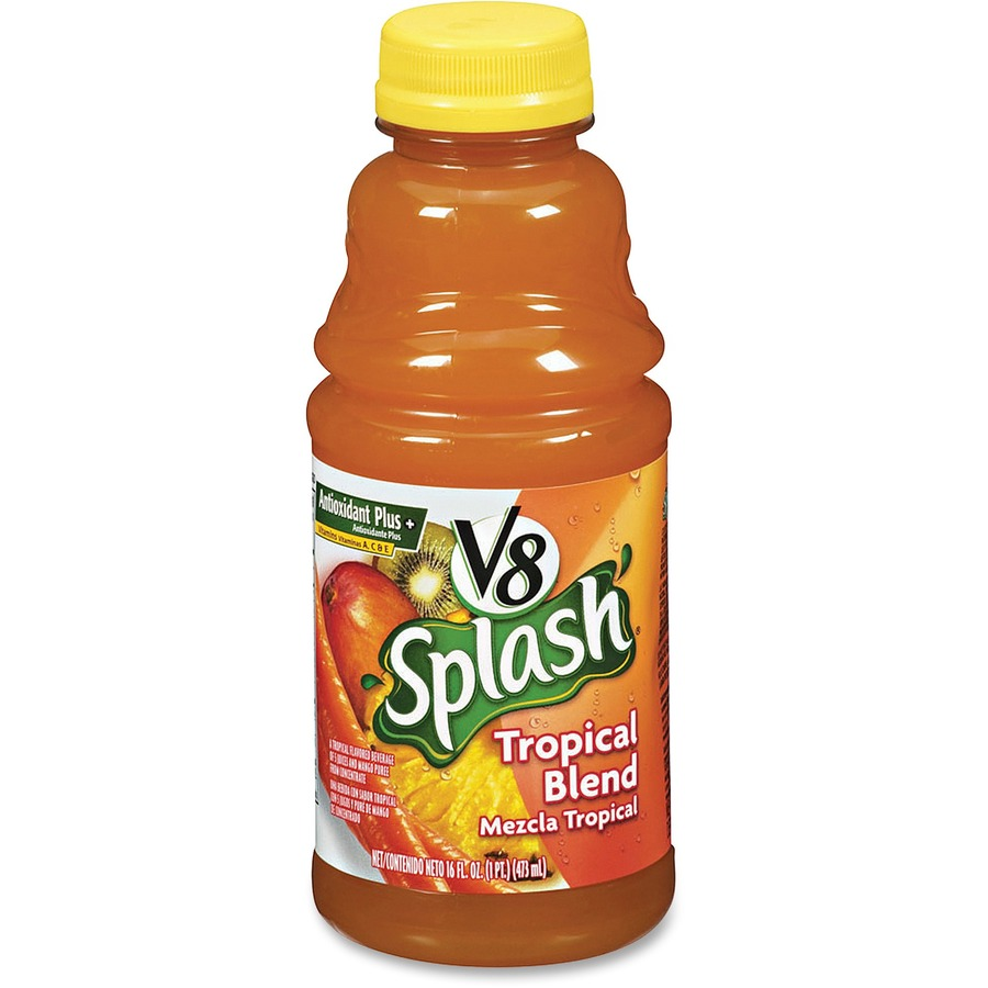 Wholesale V8 Splash Fruit Juice Cam5516 In Bulk