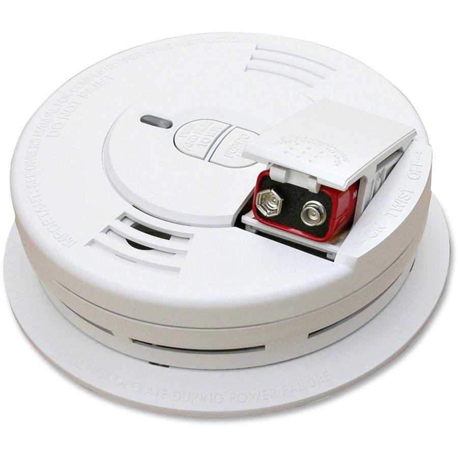 Kid09769997 Kidde Fire Ionization Smoke Alarm Ionize