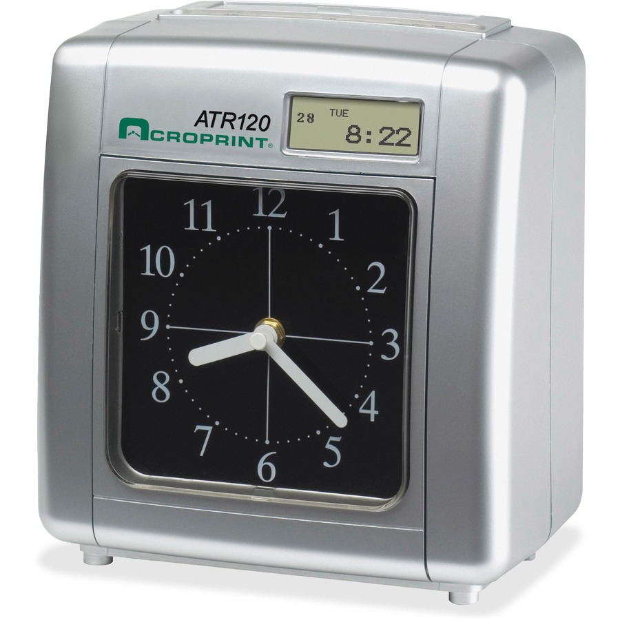 Acroprint Wall Mountable Electronic Time Clock