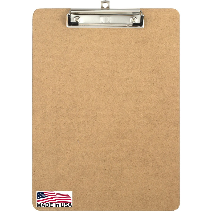 Oic Low Profile Wood Clipboard