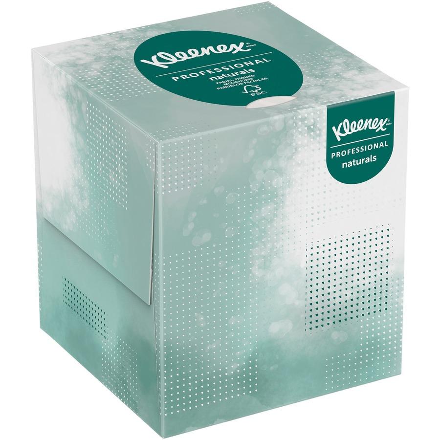 Wholesale Kleenex Naturals Facial Tissue Kcc21272 In Bulk