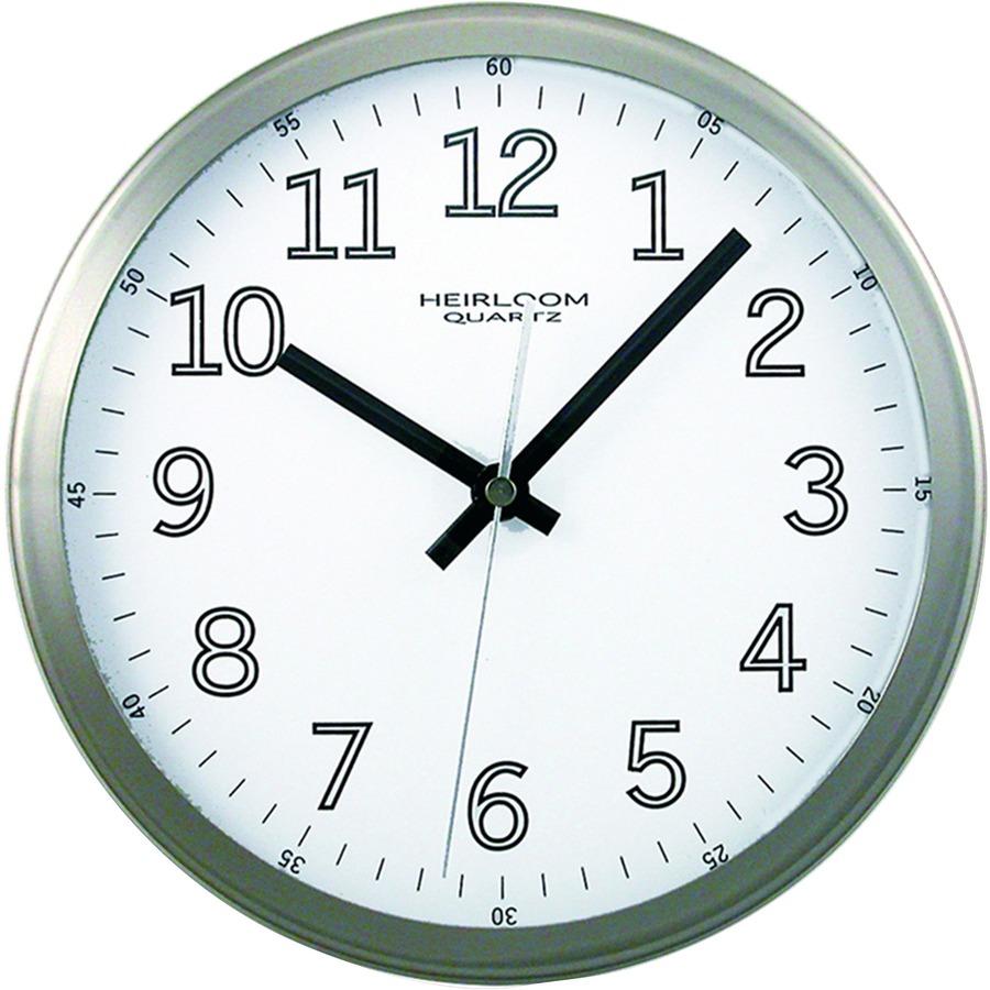Artistic 9 Round Wall Clock