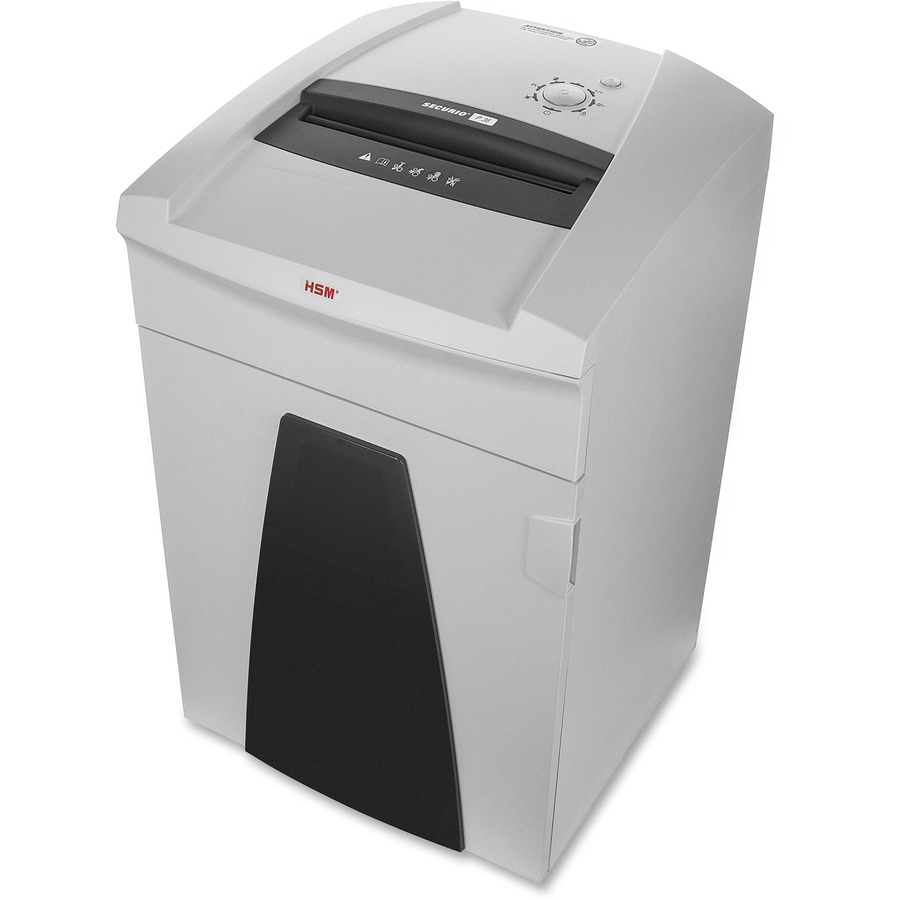 Hsm Securio P36c Cross Cut Shredder