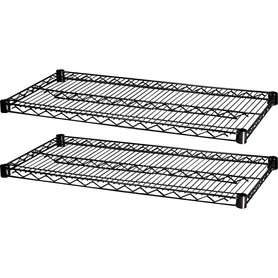 Lorell 2 Extra Shelves for Industrial 48\