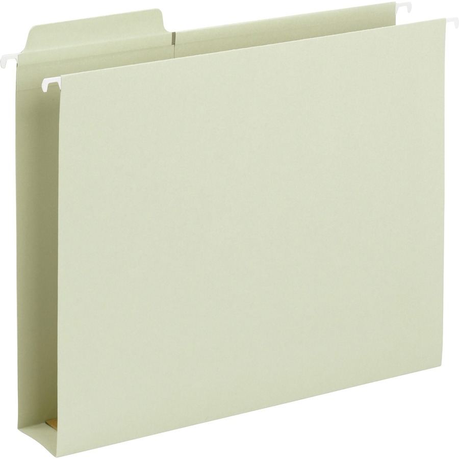 Smead FasTab® Hanging Box Bottom Folders - Letter - 8 1/2