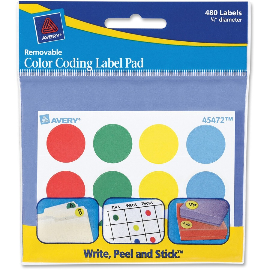 Create and print labels