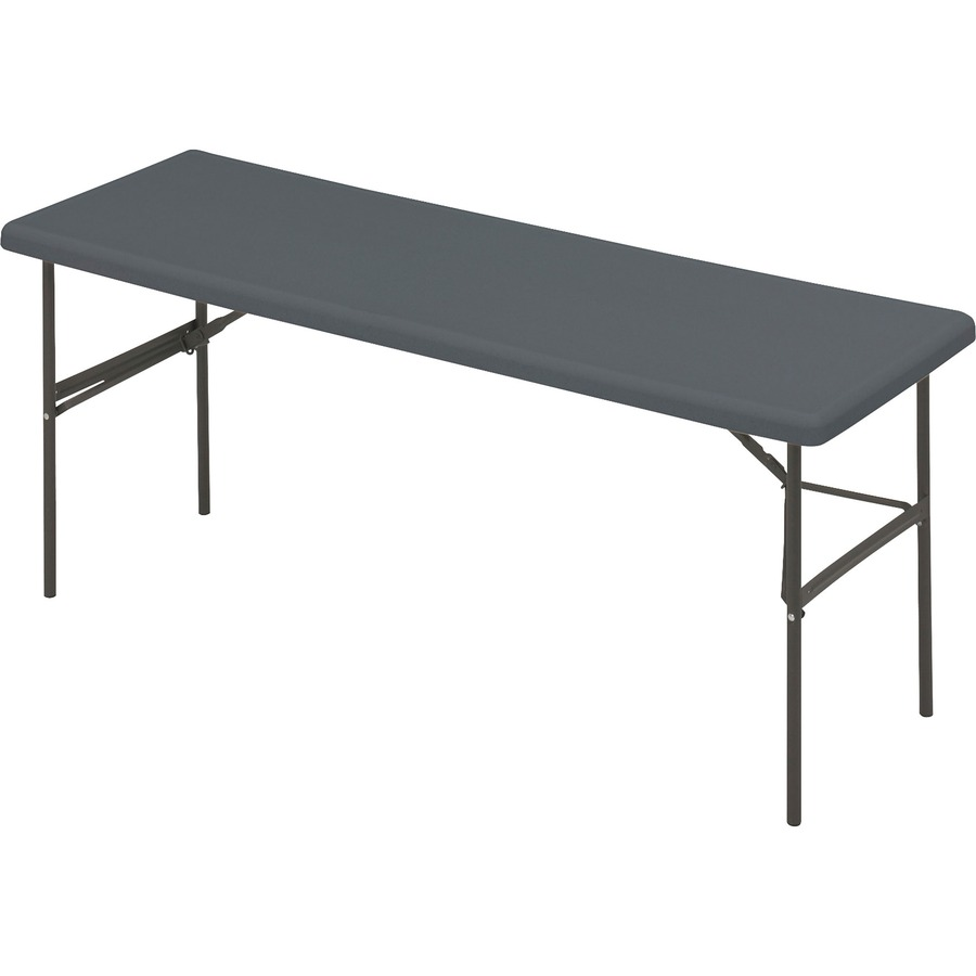 - Iceberg IndestrucTable TOO 1200 Series Folding Table - Rectangle