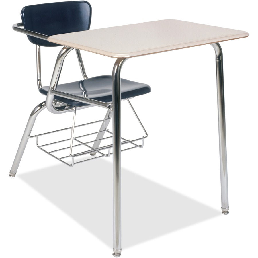 Virco Martest 3400br Combo Desk Your Office Connection