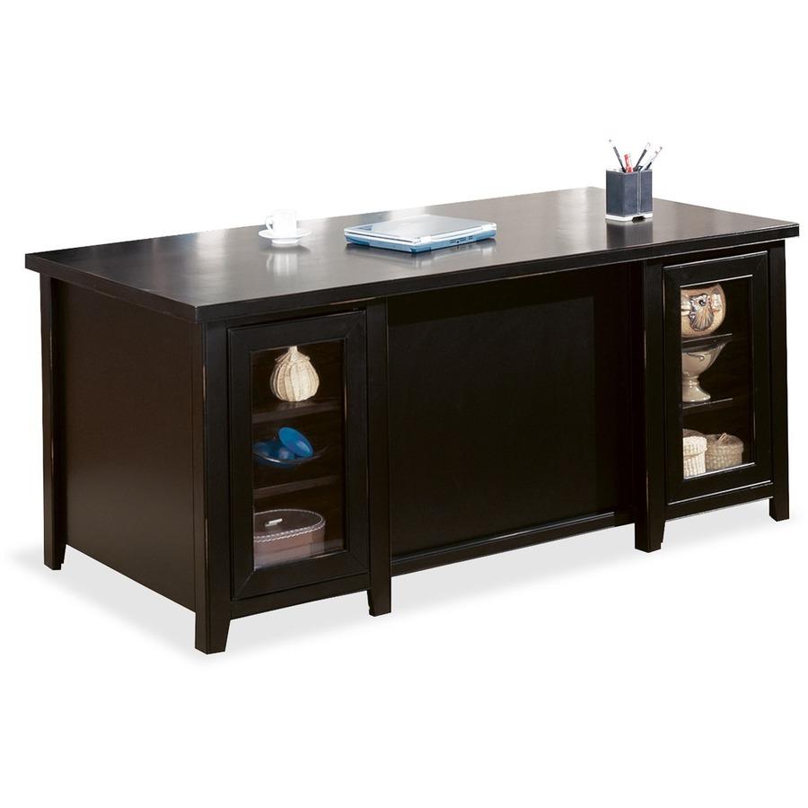 Martin Tribeca Loft Tl680 Pedestal Executive Desk Mrttl680