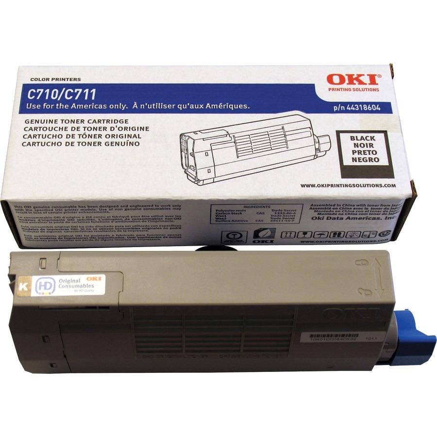Oki Toner Cartridge Oki44318604