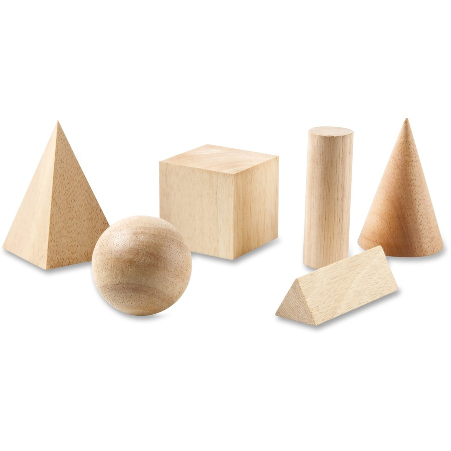 Learning Resources Wooden Geometric Shapes Set Skill Geometry Shape 6 Year Up