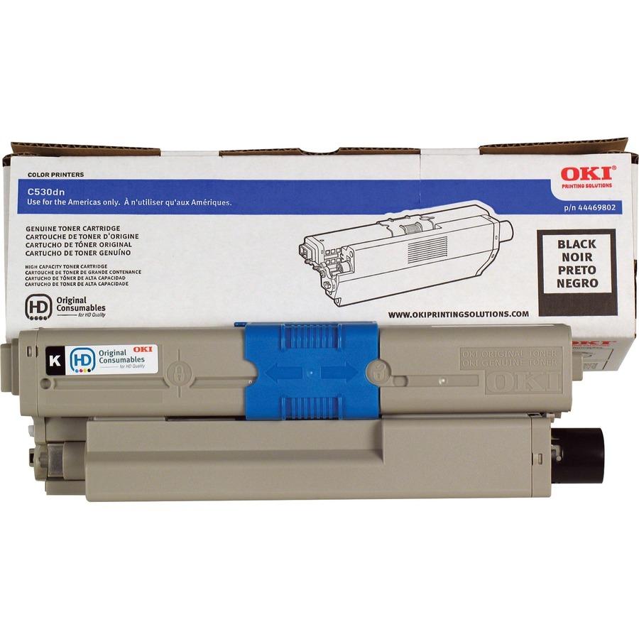 Oki Original Toner Cartridge Oki44469802
