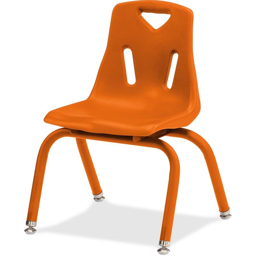 Jonti Craft Berries Plastic Chair With Powder Coated Legs JNT8122JC1114