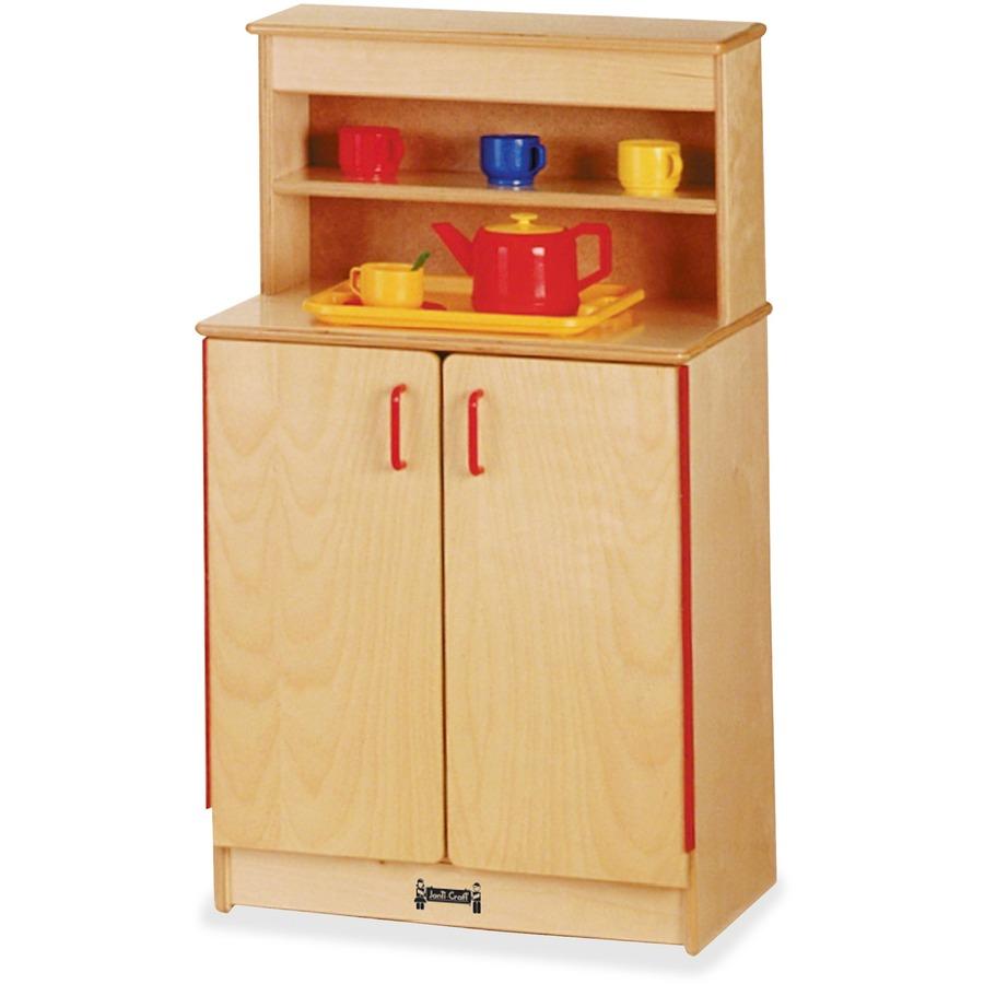 Jonti Craft Play Kitchen Cabinet Pull Birch