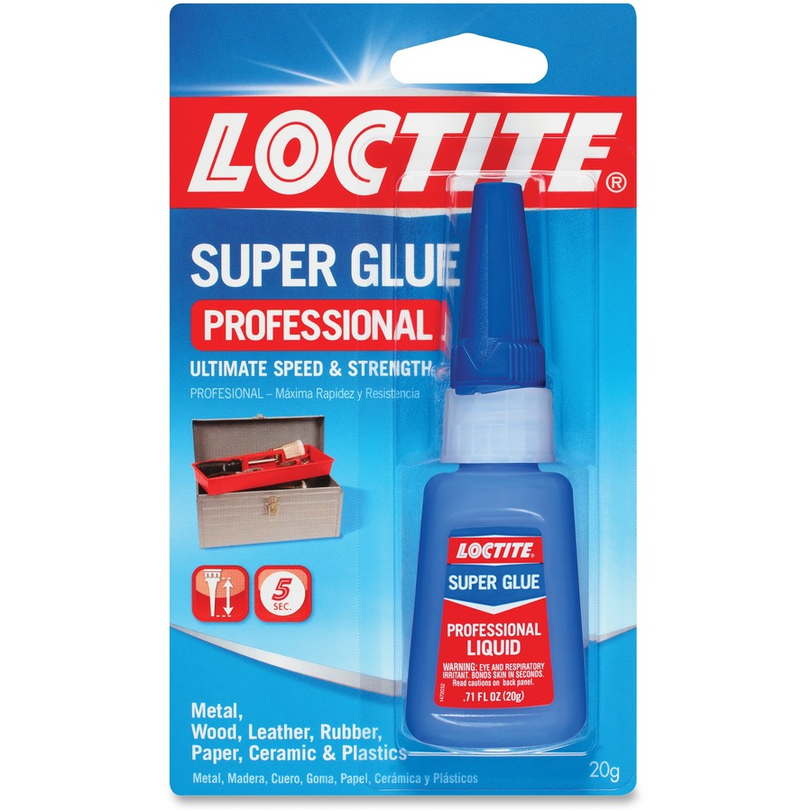 Loctite Professional Liquid Super Glue