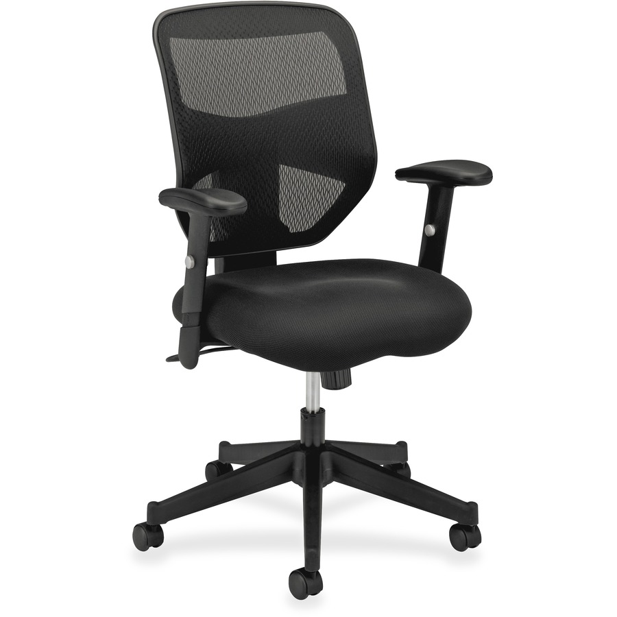 Basyx By HON HVL531 Mesh High Back Task Chair BSXVL531MM10