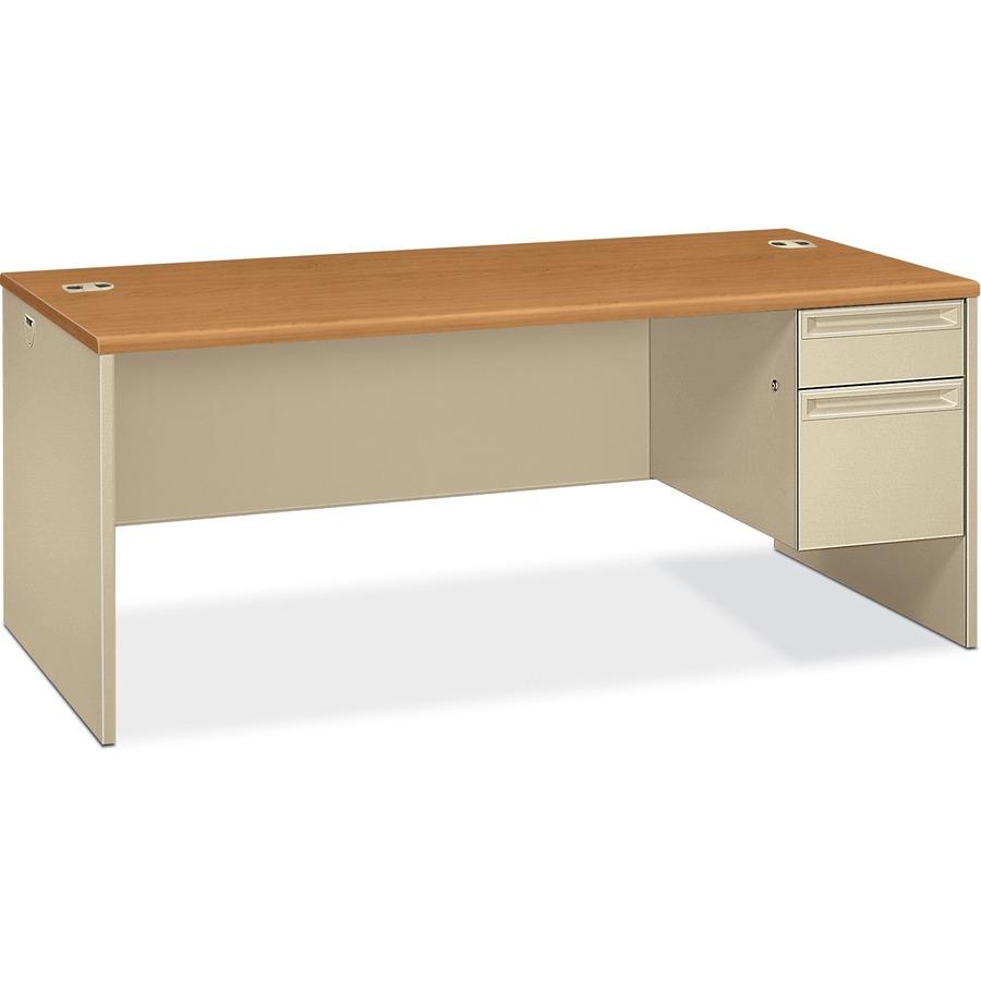 Hon 38000 Series Right Pedestal Desk Hon38293rcl