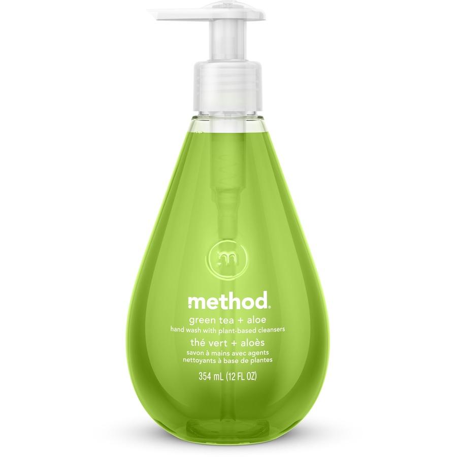 Wholesale Method Green Tea/Aloe Gel Hand Wash MTH00033 in Bulk
