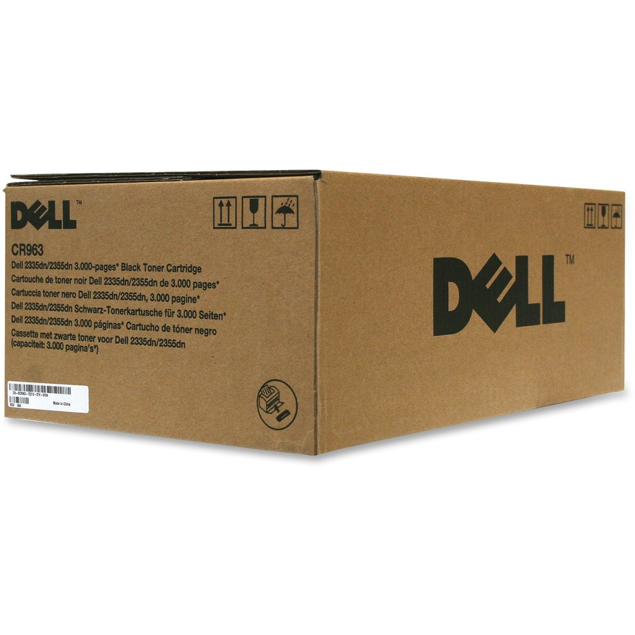 331-0611 R2W64 MICR Toner 10000 Page Yield for Dell 2355dn Laser Made in USA