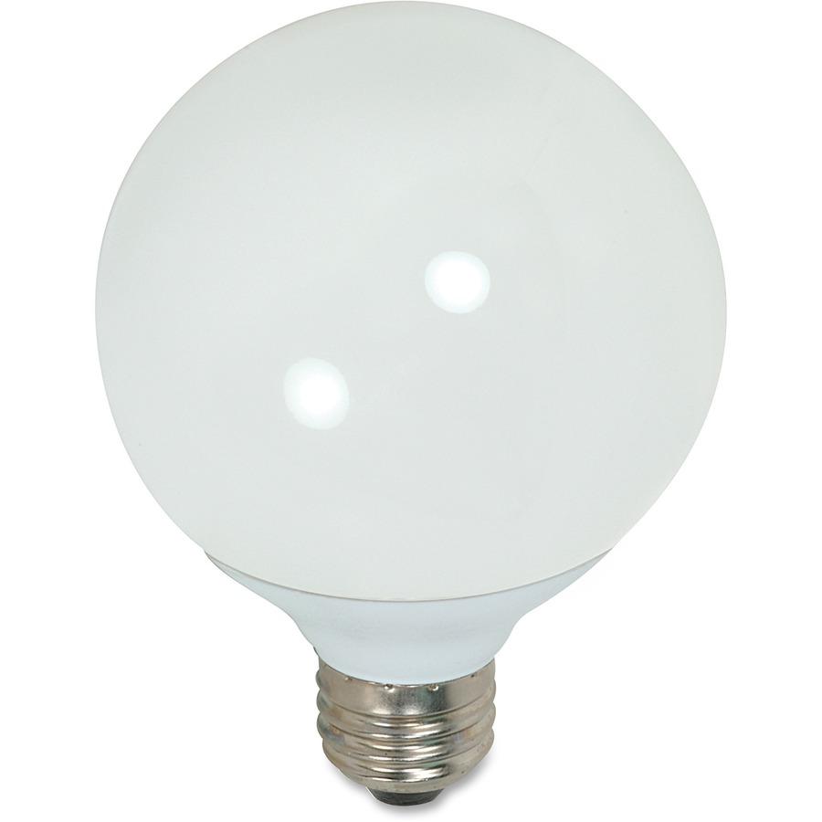 Satco 15 Watt G25 Cfl Bulb
