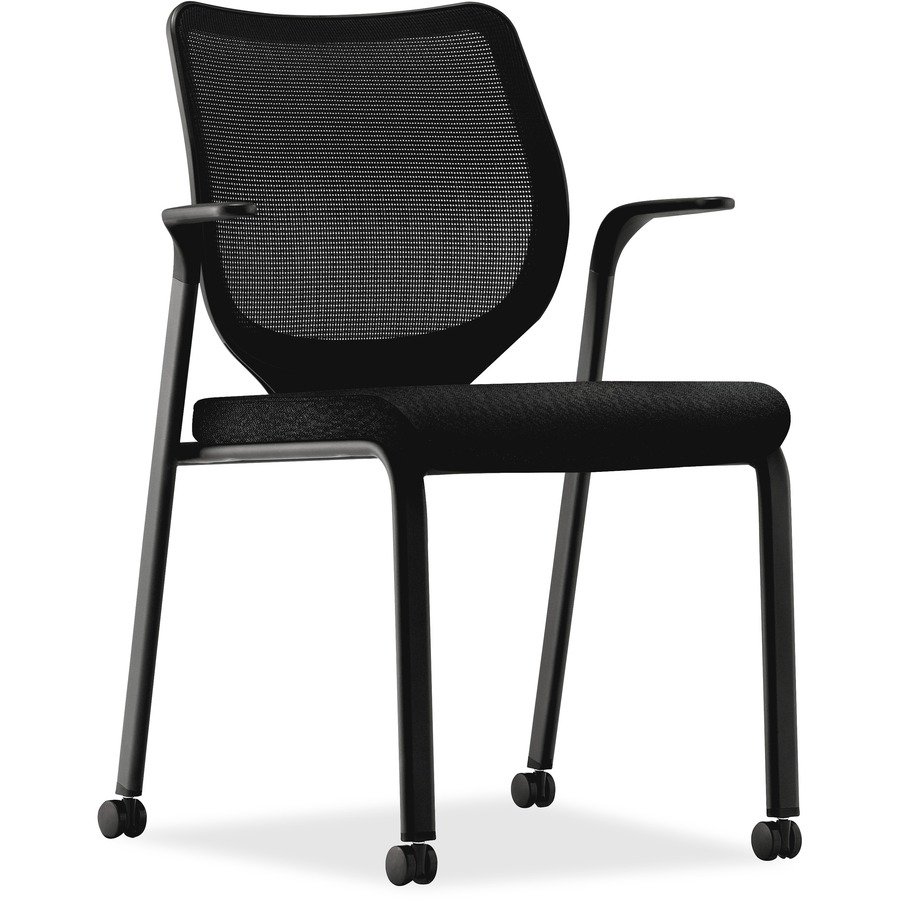 Hon Nucleus Knit Back Stacking Chair