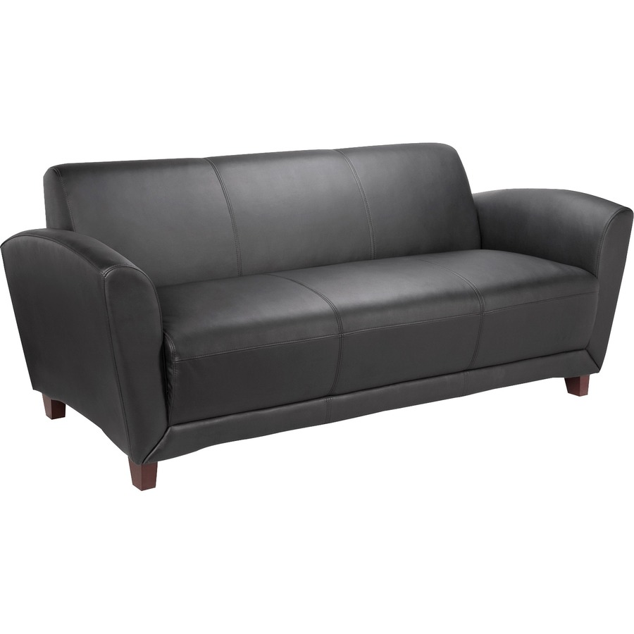 Lorell Bonded Reception Sofa Llr68950