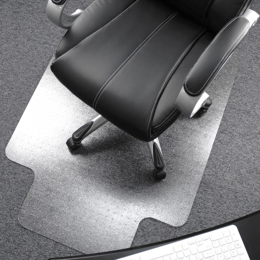 Bulk Cleartex Lowith Med Pile Polycarbonate Chairmat