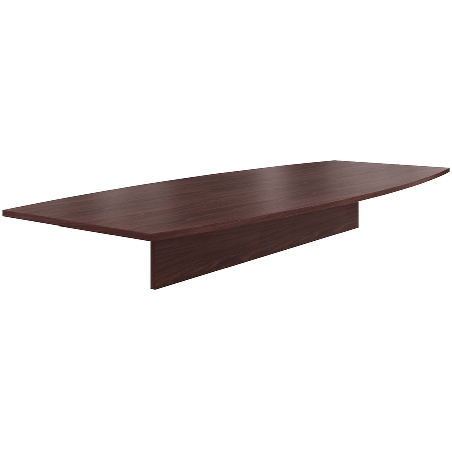 HONTPNN HON Preside Laminate Conference Table Top Office - Hon boat shaped conference table