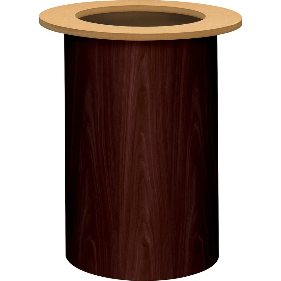 HON Preside Laminate Conference Table Base Direct Office Buys - Hon boat shaped conference table