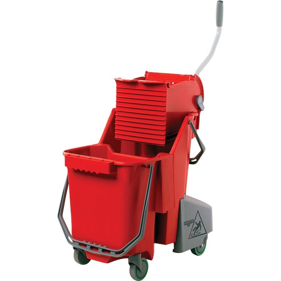 Wholesale Unger 32 Qt Dual Compartment Mop Bucket Ungcombr