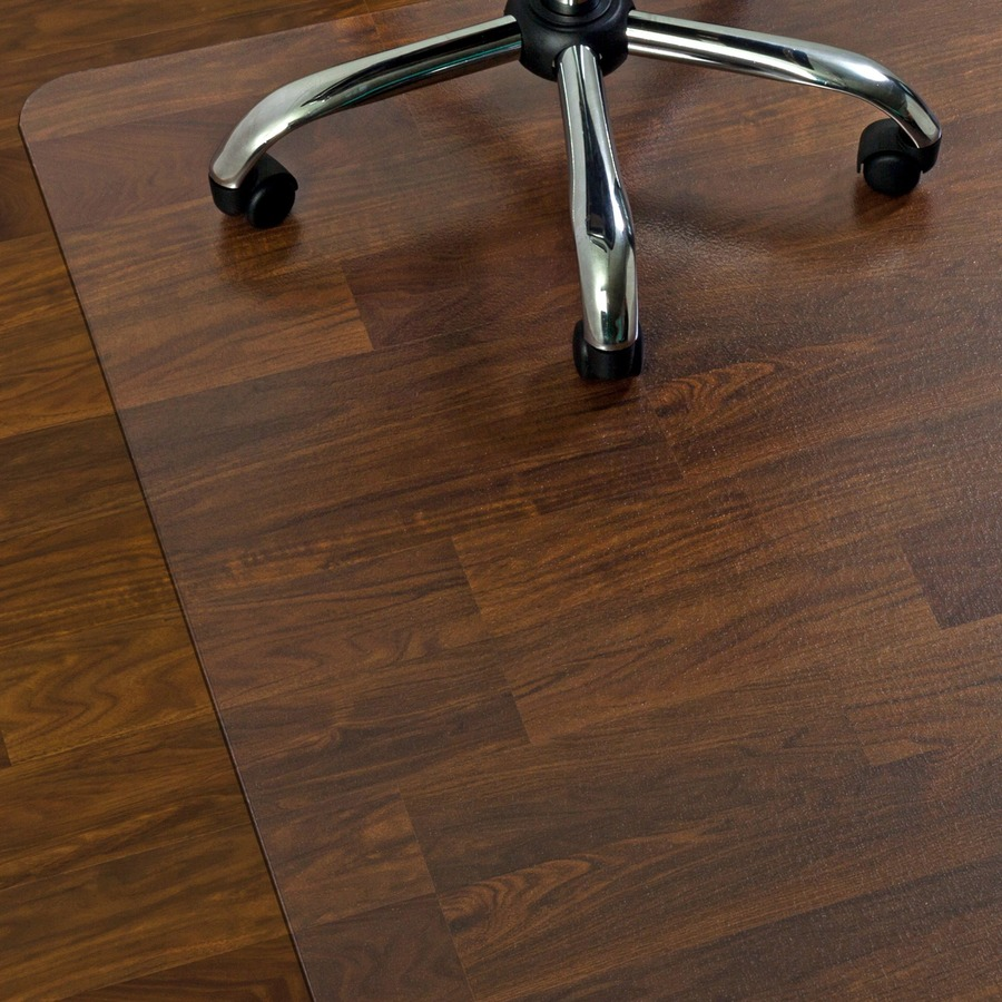es robbins hardwood floor chair mat esr132321. Black Bedroom Furniture Sets. Home Design Ideas
