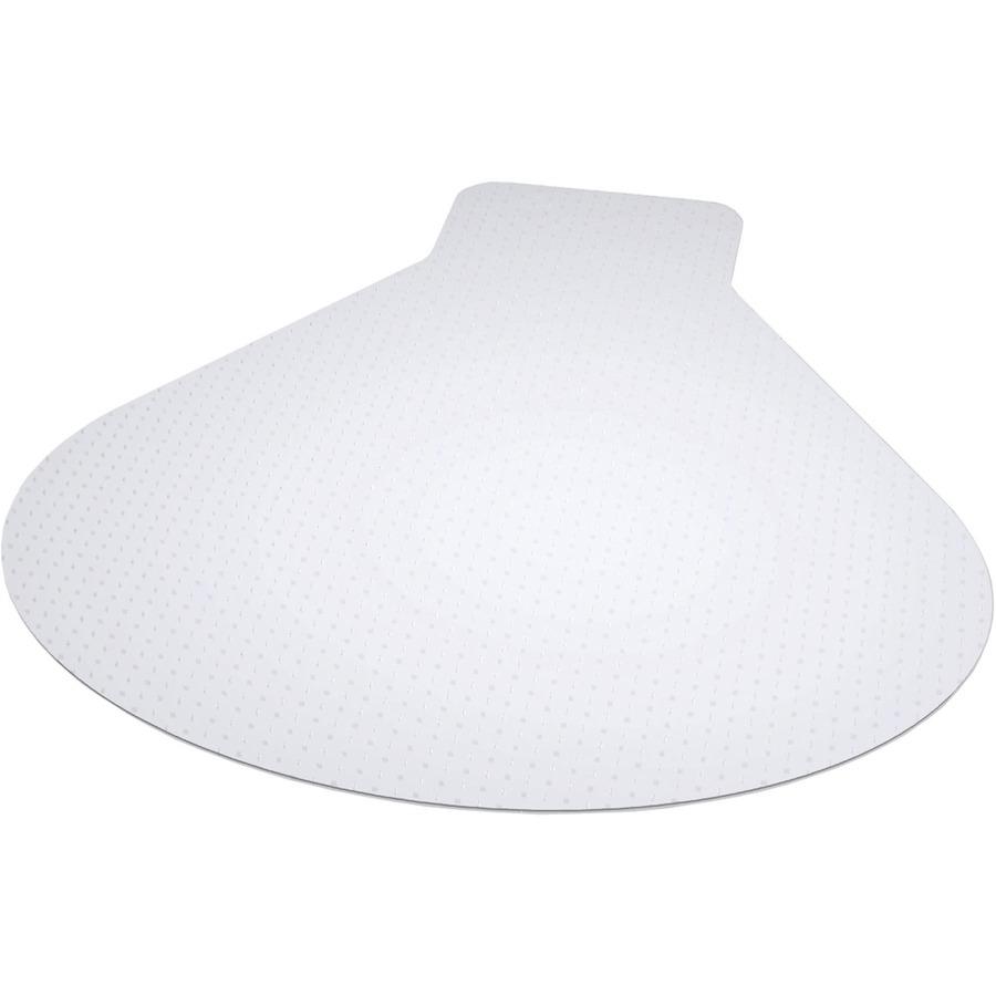 Es Robbins Medium Pile Contoured Chairmat With Lip Esr122775