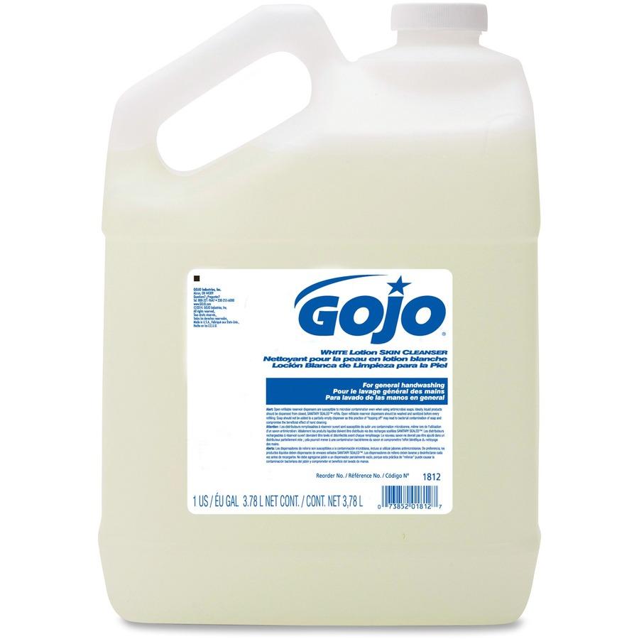 Wholesale Gojo White Lotion Skin Cleanser Goj181204 In Bulk