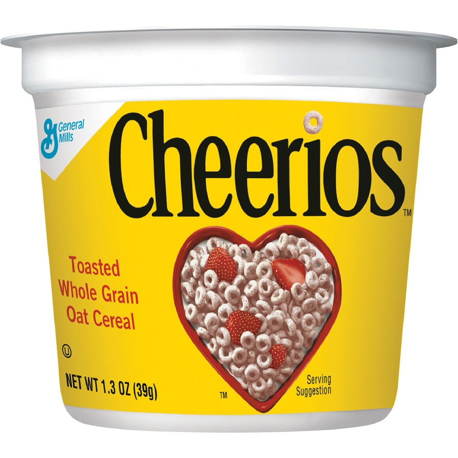 How many cheerios are in a cup