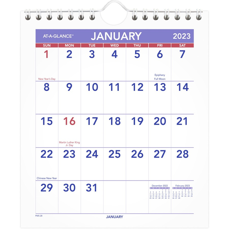 Calendar December 2019 January 2020.At A Glance Mini Wall Desk Monthly Calendar Yes Monthly 1 Year January 2020 Till December 2020 1 Month Single Page Layout 6 1 2 X 7 1 2