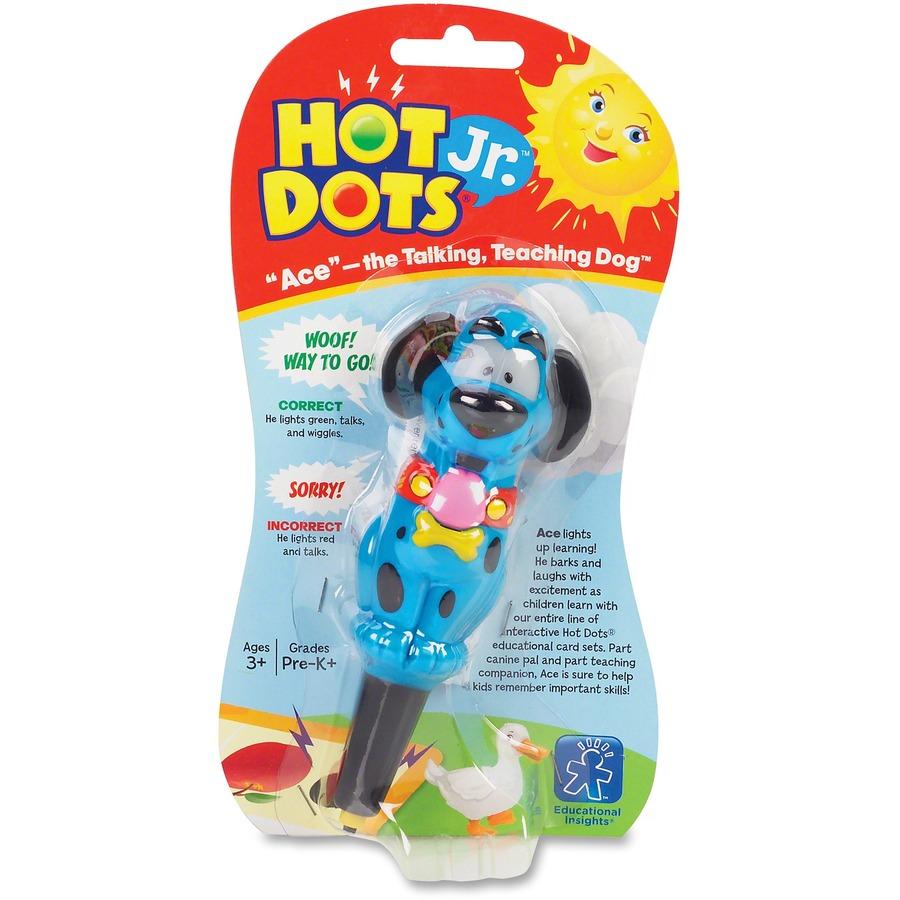 Eii2350 Hot Dots Hot Dots Jr Ace Electronic Pen Office Supply Hut