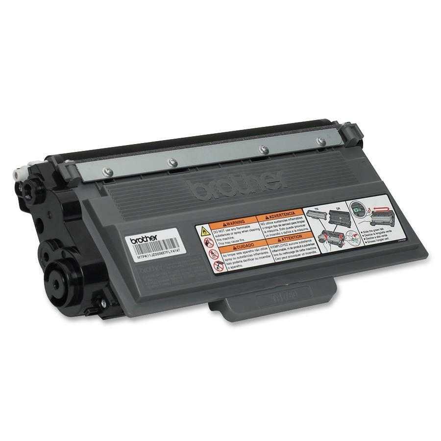 BRTTN780 12000 Page-Yield Black Brother TN780 Super High-Yield Toner