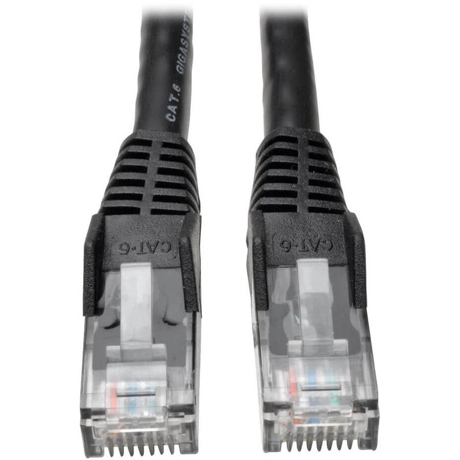 Network connector M RJ-45 Tripp Lite pack of 100 Tripp Lite - CAT 6